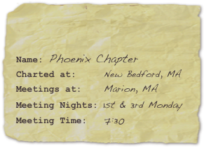 Name: Phoenix Chapter